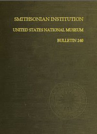 Cover of Smithsonian Institution - United States National Museum - Bulletin 240 Contributions From the Museum of History and Technology Papers 34-44 on Science and Technology