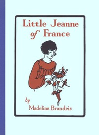 Cover of Little Jeanne of France
