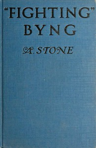 Cover of Fighting Byng: A Novel of Mystery, Intrigue and Adventure
