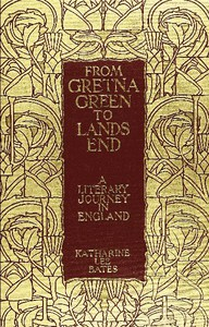 Cover of From Gretna Green to Land's End: A Literary Journey in England.