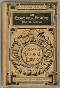Cover of An Essay Upon Projects