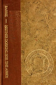 Cover of Neither Dorking nor the Abbey