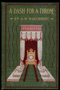 Cover of A Dash for a Throne