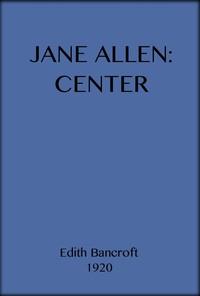 Cover of Jane Allen, Center