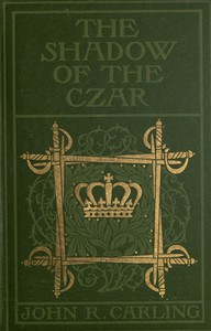 Cover of The Shadow of the Czar