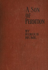 Cover of A Son of Perdition: An Occult Romance