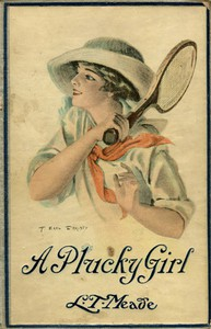 Cover of A Plucky Girl
