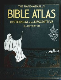 Cover of Bible Atlas: A Manual of Biblical Geography and History