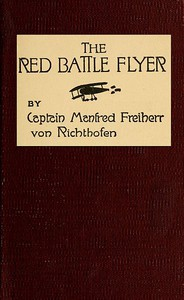 Cover of The Red Battle Flyer
