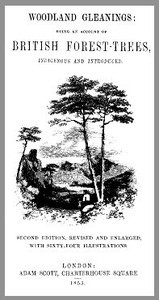 Cover of Woodland Gleanings: Being an Account of British Forest-Trees