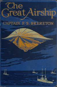 Cover of The Great Airship: A Tale of Adventure.