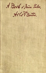 Cover of A Book o' Nine Tales.