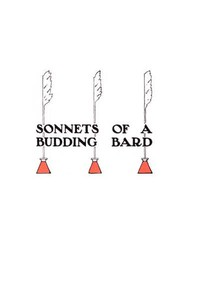 Cover of Sonnets of a Budding Bard