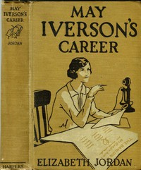 Cover of May Iverson's Career