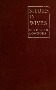 Cover of Studies in Wives
