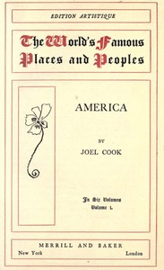 Cover of America, Volume 1 (of 6)