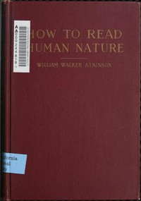 Cover of How to Read Human Nature: Its Inner States and Outer Forms
