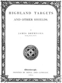 Cover of Highland Targets and Other Shields