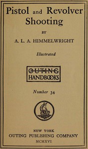 Cover of Pistol and Revolver Shooting