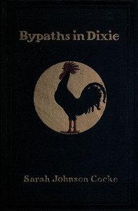 Cover of Bypaths in Dixie: Folk Tales of the South