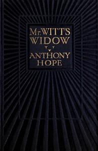 Cover of Mr. Witt's Widow: A Frivolous Tale