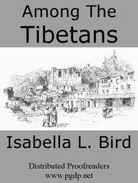 Cover of Among the Tibetans