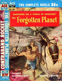 Cover of The Forgotten Planet