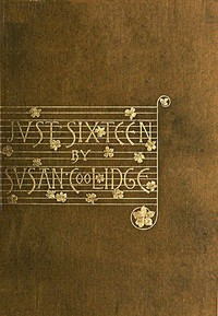 Cover of Just Sixteen.