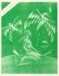 Cover of Futuria Fantasia, Spring 1940