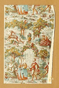 Cover of Old Time Wall Papers An Account of the Pictorial Papers on Our Forefathers' Walls with a Study of the Historical Development of Wall Paper Making and Decoration