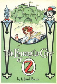 Cover of The Emerald City of Oz