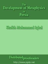 Cover of The Development of Metaphysics in PersiaA Contribution to the History of Muslim Philosophy