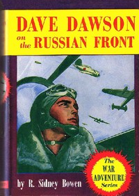 Cover of Dave Dawson on the Russian Front