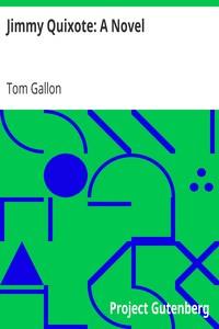 Cover of Jimmy Quixote: A Novel