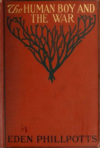 Cover of The Human Boy and the War