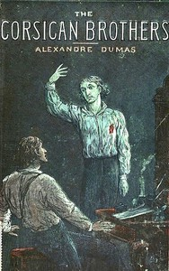Cover of The Corsican Brothers