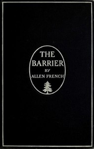 Cover of The Barrier: A Novel