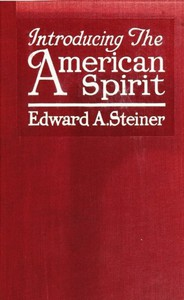 Cover of Introducing the American Spirit