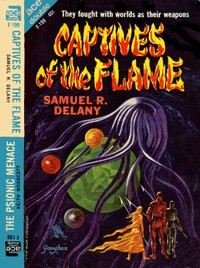 Cover of Captives of the Flame