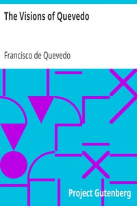 Cover of The Visions of Quevedo