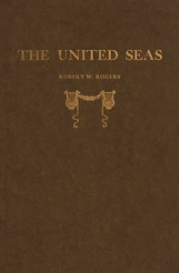 """Cover of """"The United Seas"""""""