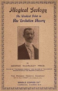 Illogical Geology, the Weakest Point in the Evolution Theory