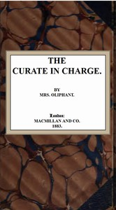 Cover of The Curate in Charge