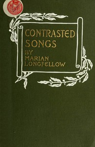 Cover of Contrasted Songs
