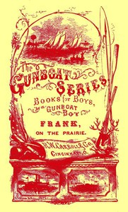 Cover of Frank on the Prairie
