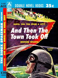 Cover of And Then the Town Took Off