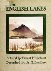 Cover of The English Lakes