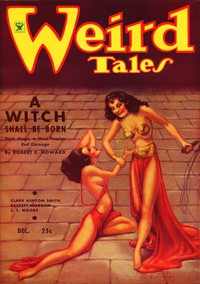 Cover of A Witch Shall Be Born