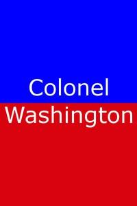 Cover of Colonel Washington