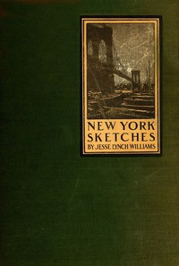 Cover of New York Sketches